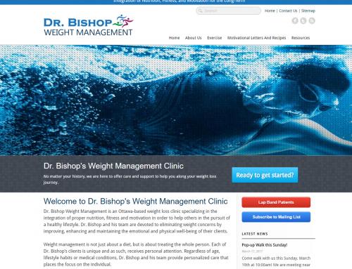 Dr. Bishop Weight Management