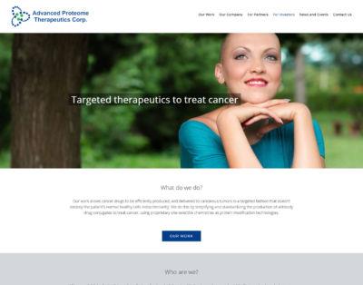 Portfolio Page Photo for Advanced Proteome